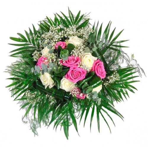 bouquet mariee eucalyptus