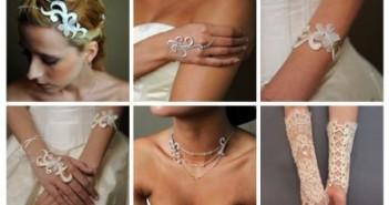 accessoires de la mariée