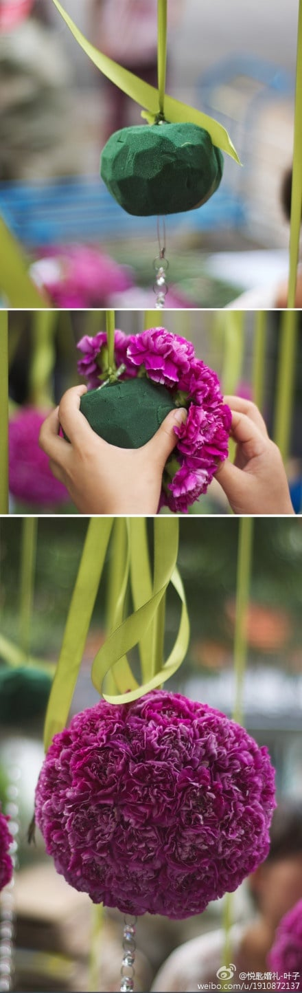 fleurs mariage 5